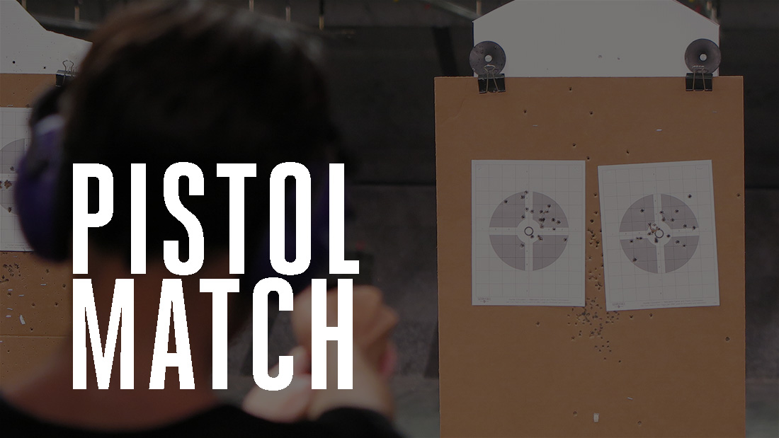 Pistol Match graphic